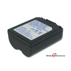 Photo of Replacement Battery For Panasonic FZ38 / FZ28 Digital Camera Accessory