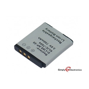 Photo of Replacement Battery For Fuji F70EXR / F200EXR Digital Camera Accessory