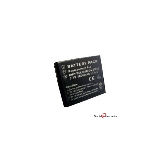 Replacement Battery for Ricoh CX2 / CX1 / R10
