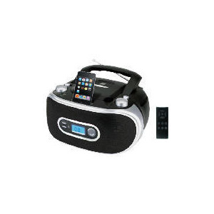 Photo of Technika BB207 Boombox iPod Dock
