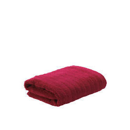 Tesco Ribbed Hand Towel Red Reviews