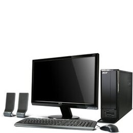 Acer Aspire X1301 Dual Core Windows 7 Desktop PC Reviews