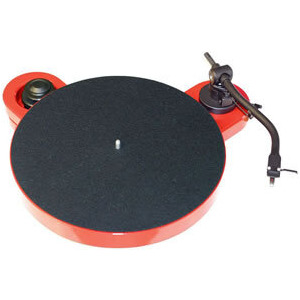 Photo of PROJECT GENIE MK3 TURNTABLE GLOSS Turntables and Mixing Deck