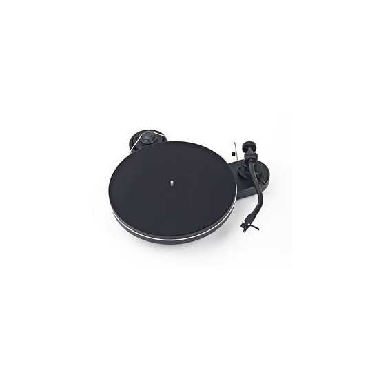 PROJECT GENIE MK3 TURNTABLE MAT BLACK