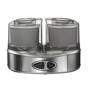 Photo of Cuisinart ICE40BCU Ice Cream Maker Duo Kitchen Appliance