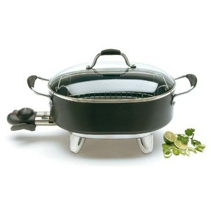 Photo of Prestige 41230 A La Carte Electric Non Stick Cook N Serve Cookware