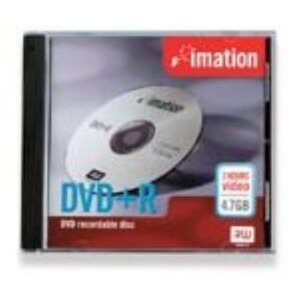 Photo of Imation DVD-R 4.7GB DVD R