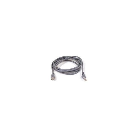 Belkin Patch Cable 10/100bt Fcat5e - Rj45 M / Rj45 M Snagless Molded 10m Grey