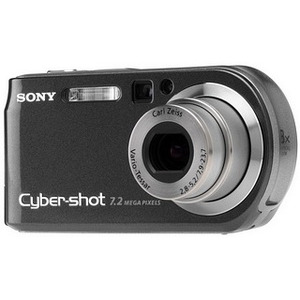 Photo of Sony Cyber-Shot DSC-P200 Digital Camera