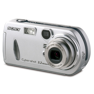 Photo of Sony Cyber-Shot DSC-P72 Digital Camera