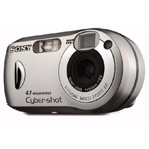 Photo of SONY DSC-P43 Digital Camera