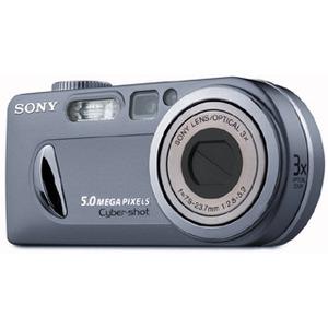Photo of Sony DSC-P10 Digital Camera