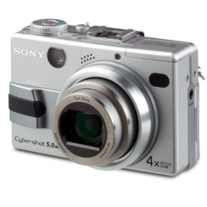 Photo of Sony DSC-V1 Digital Camera
