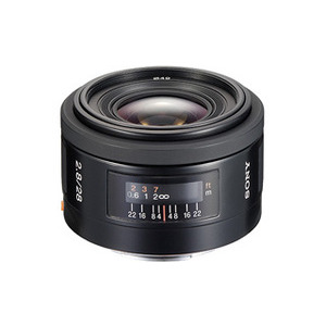 Photo of Sony SAL-28F28 Lens
