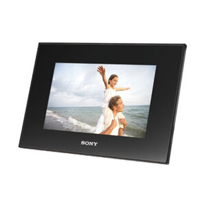 Photo of Sony DPF-D82B Digital Photo Frame
