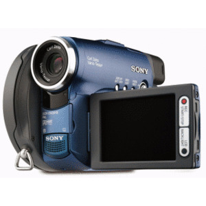 Photo of Sony DCR-DVD91E Camcorder