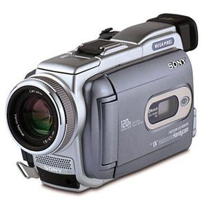 Photo of Sony DCR-TRV80E Camcorder
