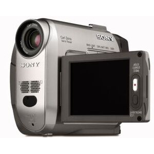 Photo of Sony Handycam DCR-HC18E Camcorder