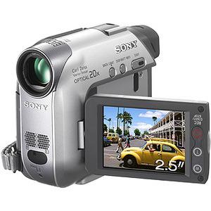 Photo of Sony DCR-HC19E Camcorder