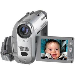Photo of Sony DCR-HC30E Camcorder