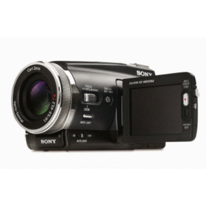 Photo of SONY DCR-HC1000 Camcorder