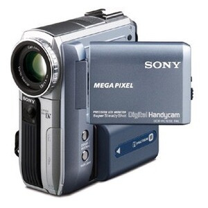 Photo of Sony DCR-PC105E Camcorder