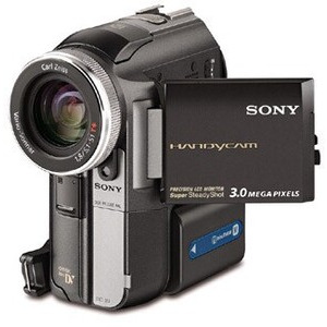 Photo of Sony DCR-PC330E Camcorder