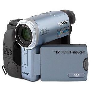 Photo of Sony DCR-TRV22E Camcorder