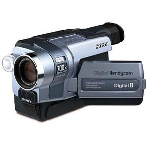 Photo of SONY DCR-TRV250E Camcorder
