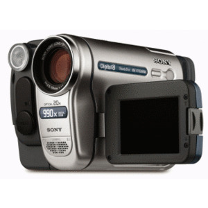 Photo of Sony Handycam DCR-TRV255 Camcorder