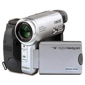 Photo of Sony DCR-TRV33E Camcorder