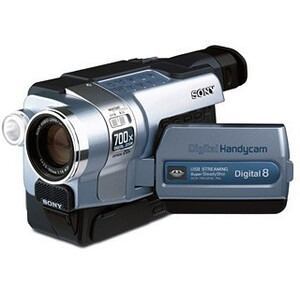 Photo of Sony DCR-TRV355E Camcorder