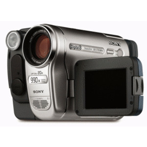 Photo of SONY DCR-TRV460 Camcorder