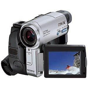 Photo of Sony DCR-TRV14E Camcorder