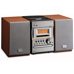 Photo of Sony CMT-M373NT HiFi System