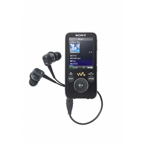 Photo of Sony NWZ-S738F 8GB MP3 Player