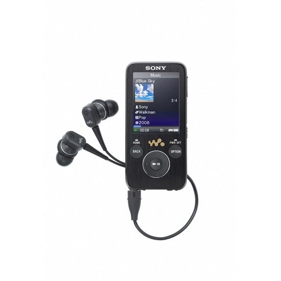 Sony NWZ-S738F 8GB
