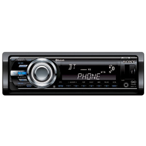 Photo of Sony MEX-BT4700U Car Stereo
