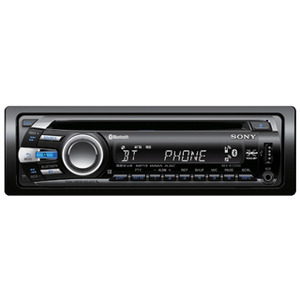 Photo of Sony MEX-BT3700U Car Stereo