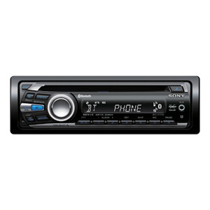 Photo of Sony MEX-BT2700 Car Stereo