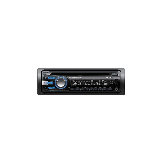 Sony CDX-GT530UI