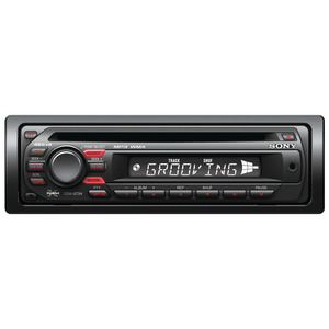 Photo of Sony CDX-GT24 Car Stereo