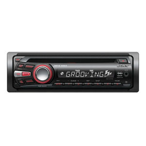Photo of Sony CDX-GT230 Car Stereo