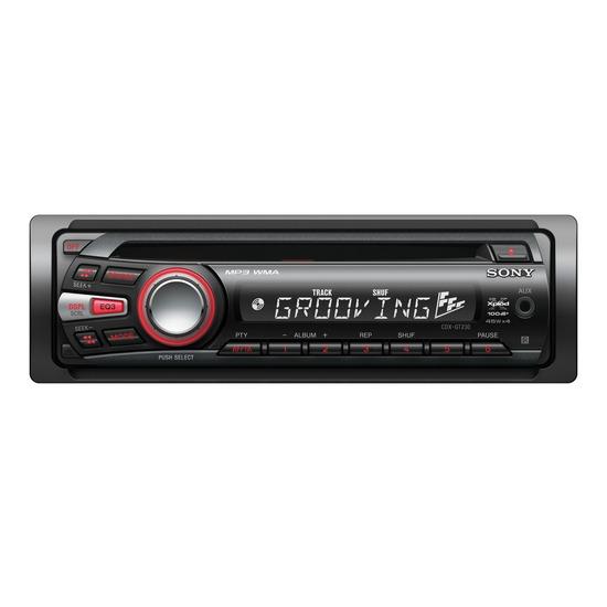Sony CDX-GT230