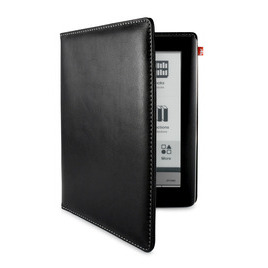 Sony PRS-6 Leather Cover Black Reviews