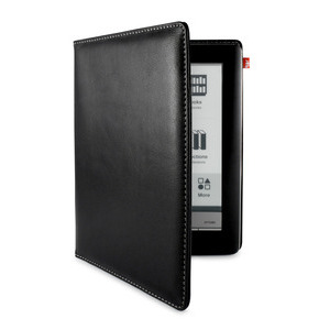 Photo of Sony PRS-6 Leather Cover Black Ereader Accessory