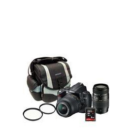 Nikon D5000 18-55mm and 70-300mm lenses Reviews