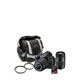 Nikon D5000 18-55mm and 70-300mm lenses Reviews
