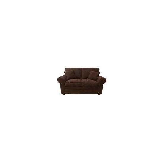 Kingston regular sofa, chocolate