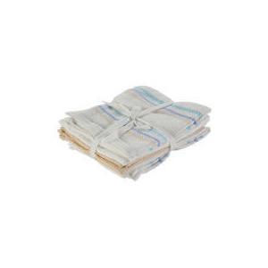 Photo of Tesco Tea Towel Waffle Stripe 5 Pack Kitchen Accessory